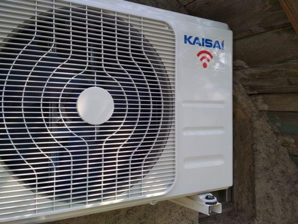 Klimatyzacja dom, biuro 5 kW marki GREE z montażem, czynnik R32