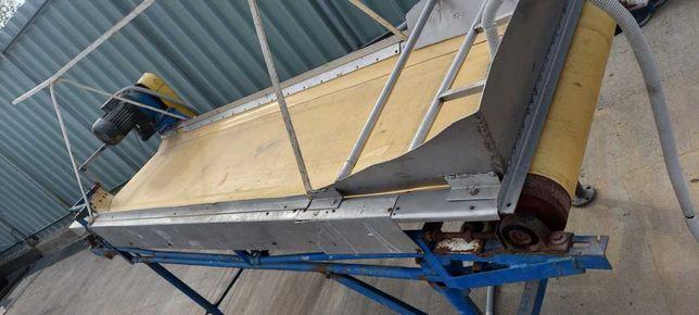 Taśmociąg, przenośnik inspekcyjny