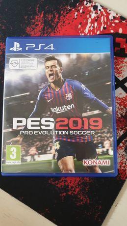 Jogo PES 2019 PS4