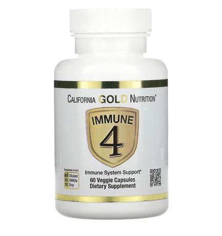Для иммунитета витамин d3 C цинк селен Д3 Ц Immune 4