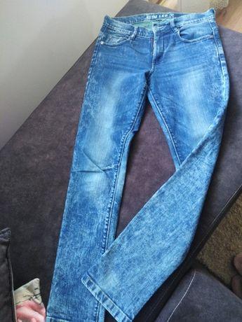 Fajne spodnie młodzieżowe