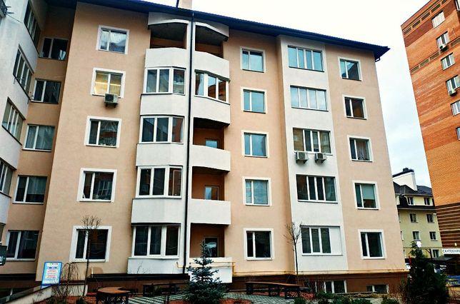 Дворівнева квартира поруч з Централььним парком в Ірпені
