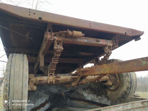Тракторний причіп ПТС-4
