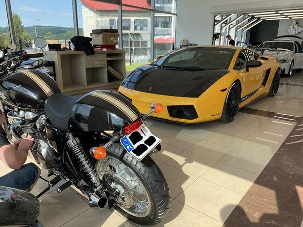 Triumph Thruxton 2012r ! Salon PL ! Stan Idealny Bezwypadkowy ! 5800KM