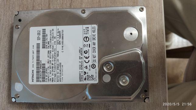 """Жесткий диск Hitachi_HDS721010CLA330 3.5"""" SATA II"""