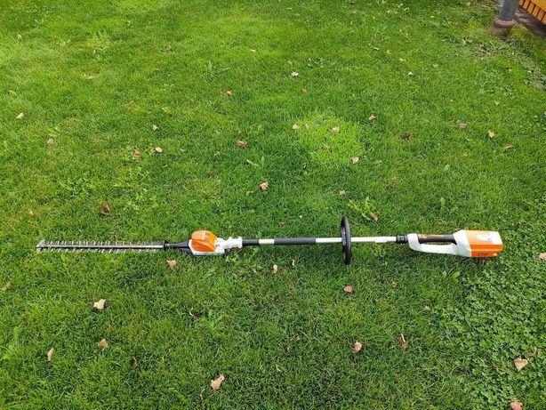 Nożyce do żywopłotu akumulatorowe na wysięgniku Stihl HLA 56, AP 160