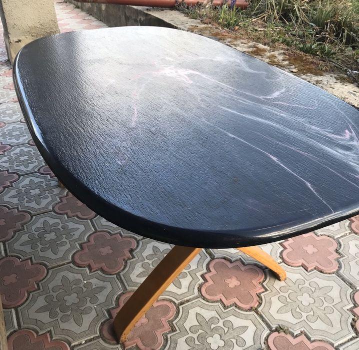 Журнальный стол мраморный Новоград-Волынский - изображение 1