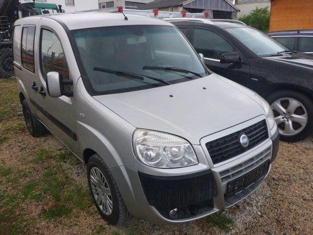 Разборка Fiat Doblo 1.4 бензин (автошрот Фиат Добло)