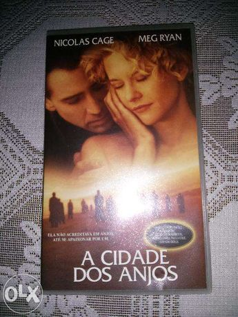 """Video VHS """"Cidade dos Anjos"""""""