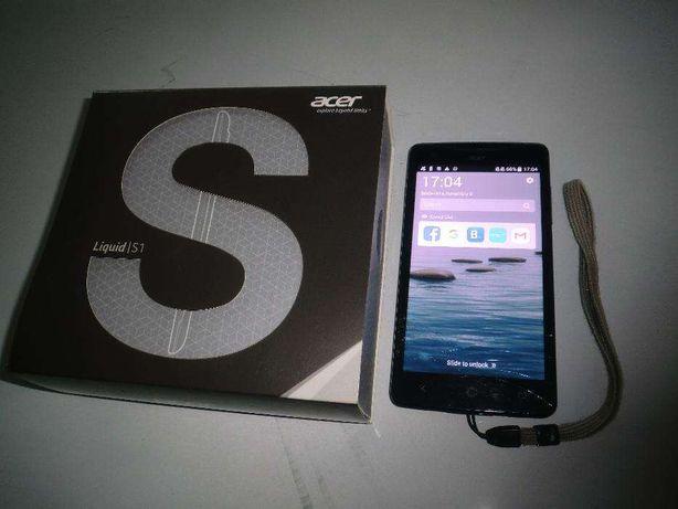 """Vendo telemóvel Acer Liquid S1 / S510 5.7 """""""