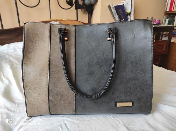 Pojemna torba damska