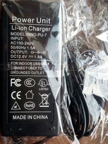 Carregador para inno Maq.de fibra