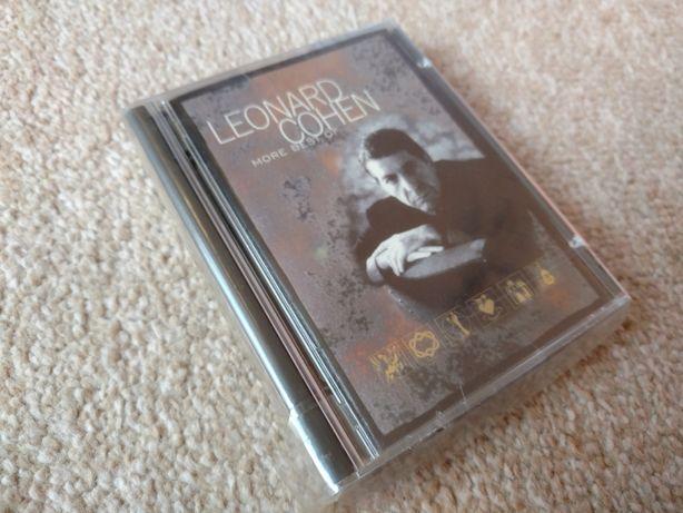 Leonard Cohen - More Best - MiniDisc oryginalny, jakby nowy