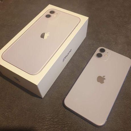Iphone 11 128GB Purple Fioletowy Gwarancja