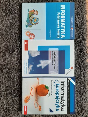 Książki do informatyki