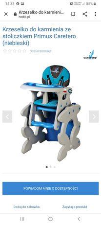 Krzesełko Caretero Primus