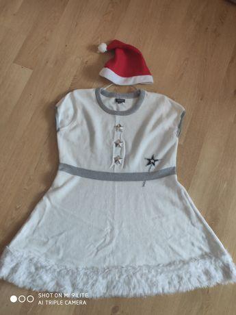 Sukienka Mikołajka r. 48-52