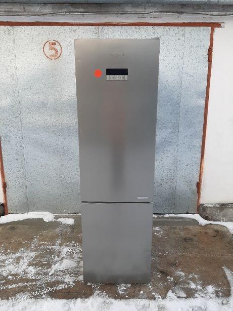 Холодильник GRUNDIG А+++ No Frost 2м серебристый