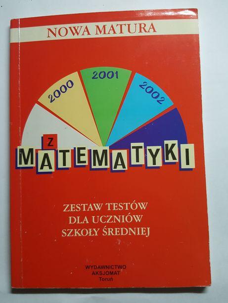 ZESTAW testów z matematyki dla uczniów szkoły średniej, Nowa Matura
