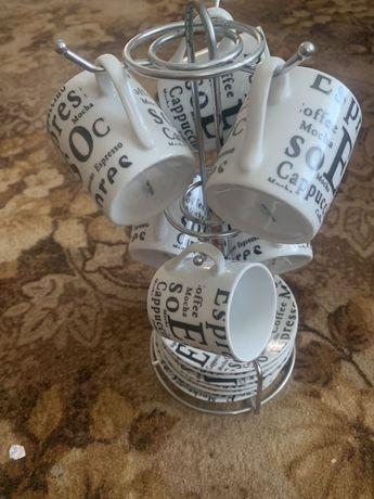 Набор чашечок для еспресо