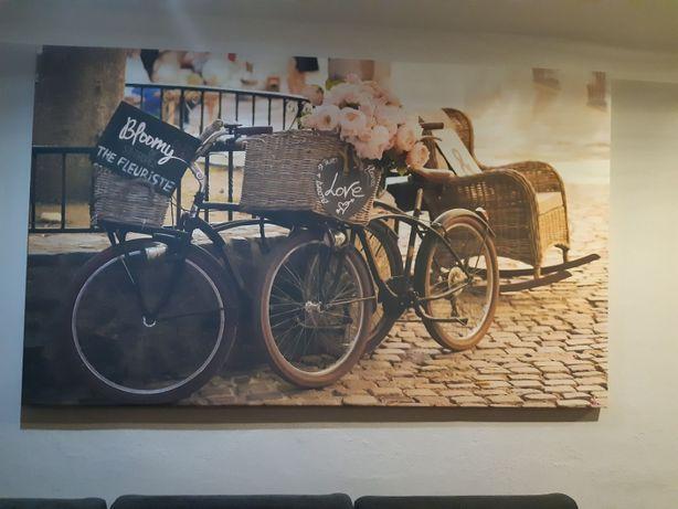 Obraz na płótnie canvas rowery
