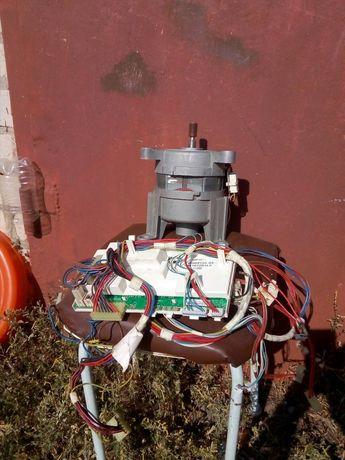 Електродвигун для стіральної машини