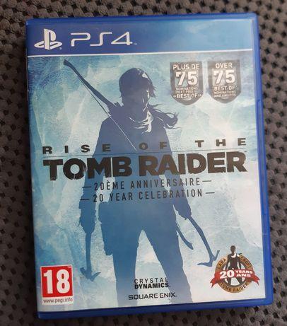 Gra ps4 Tomb Raider
