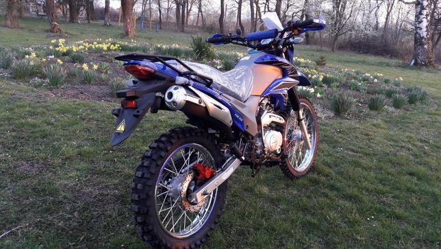 Новий мотоцикл Fire250куб.(GEON.Shineray.LONCIN.)