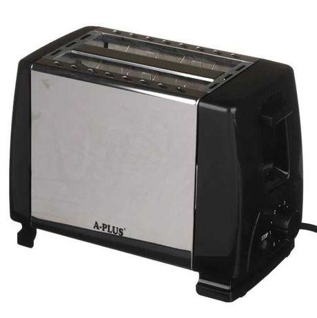 Тостер A-PLUS на 2 кусочка хлеба 750 Вт