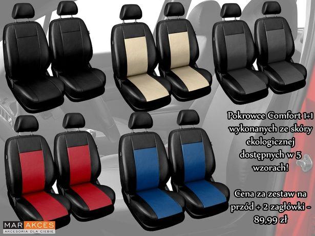 Pokrowce na siedzenia samochodowe Skóra VW Passat B5 Golf 3 4 Polo