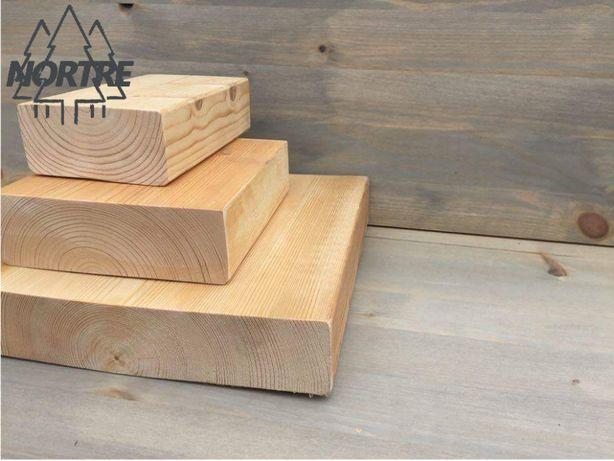 Drewno konstrukcyjne C24,kantówka 45x170mm,Skandynawska.