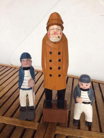 Estátuas de marinheiros