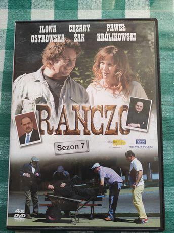 Sprzedam Ranczo sezon 7 wydanie czteropłytowe