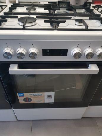Beko Kuchnia gazowo-elektryczna FSM62330DWT