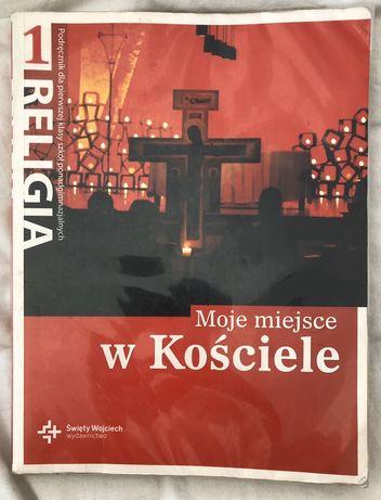 Religia Moje miejsce w Kościele 1 podręcznik