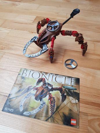 Lego Bionicle 8745 Visorak Roporak