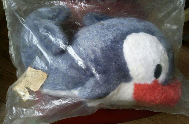 Игрушка новая, запакована, мягкая ссср Дельфин