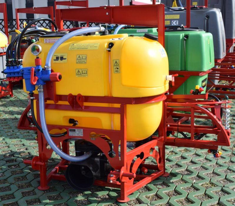 Opryskiwacz 200 litrów lanca 8m opryskiwacze nowe 300,400,600,800