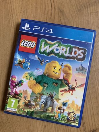 Lego Worlds PL - PS4