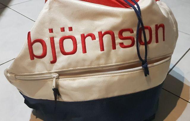 Björnson Bjornson torba podróżna plecak shoper na wycieczki