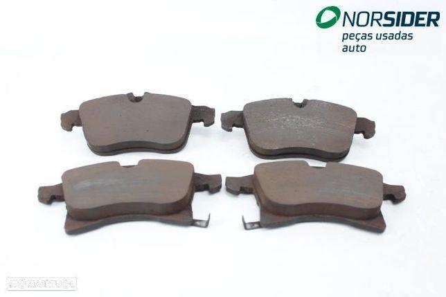 Conjunto calços past travao frt Opel Astra H Caravan|07-10