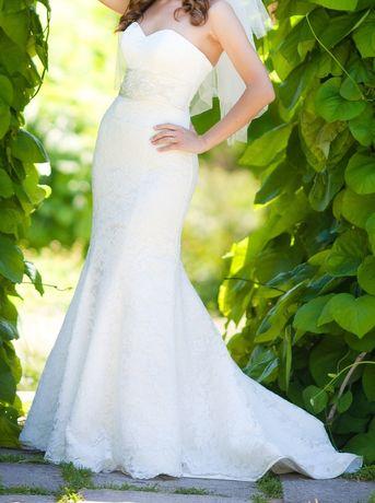 Продаю свадебная платья