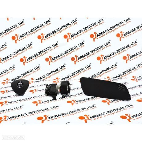 Kit Airbags Volkswagen Polo, 2014–