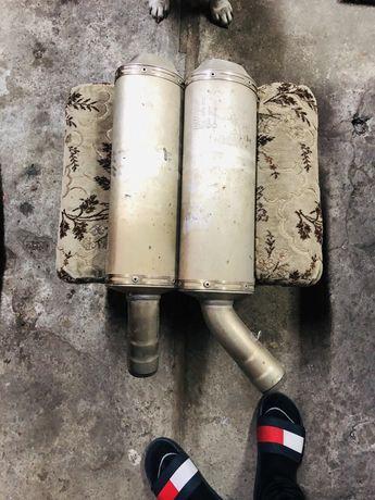 Tłumiki tłumik wydech końcowy Ducati 1098