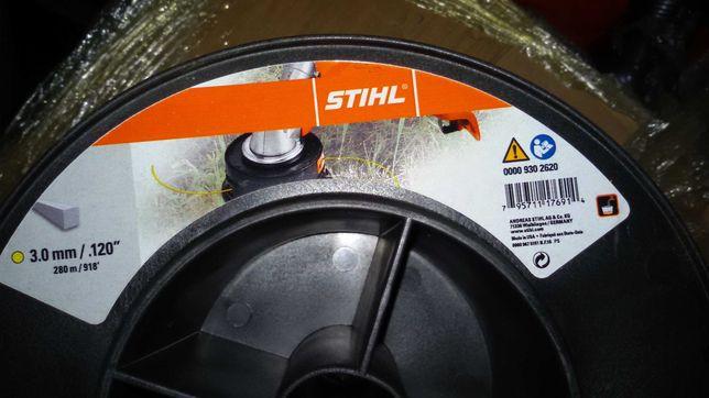 Леска Stihl для бензокосы (тримера)