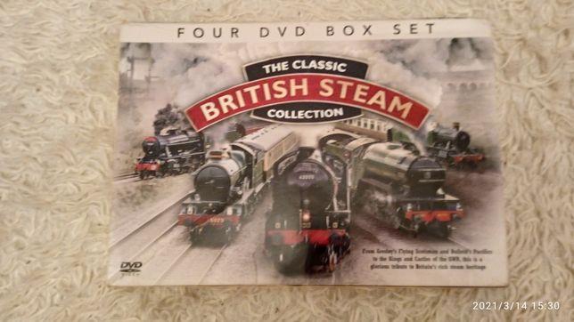 Four Dvd box set