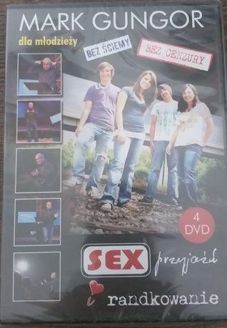 Mark Gungor - Sex, przyjaźń, randkowanie DVD NOWA