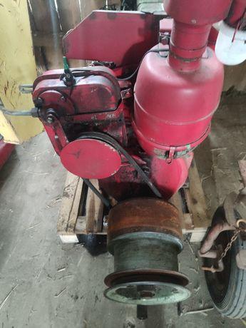 Silnik Perkins 6 chłodnica kombajn Claas matador consul mercator