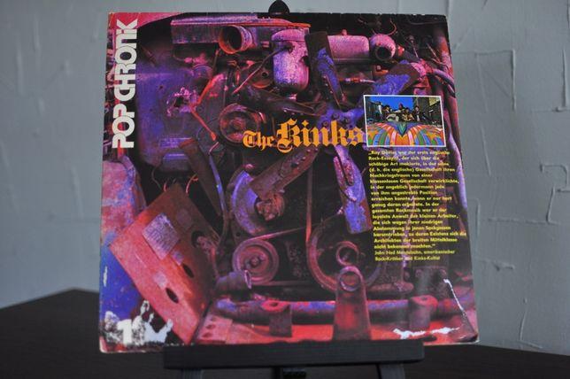 The Kinks – Pop Chronik / 2x Winyl ROCK CLASSIC