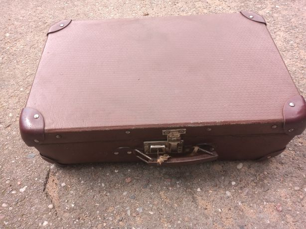 Stara walizka prl